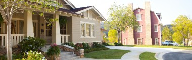 Craftsman Home - Single Story - Front Porch